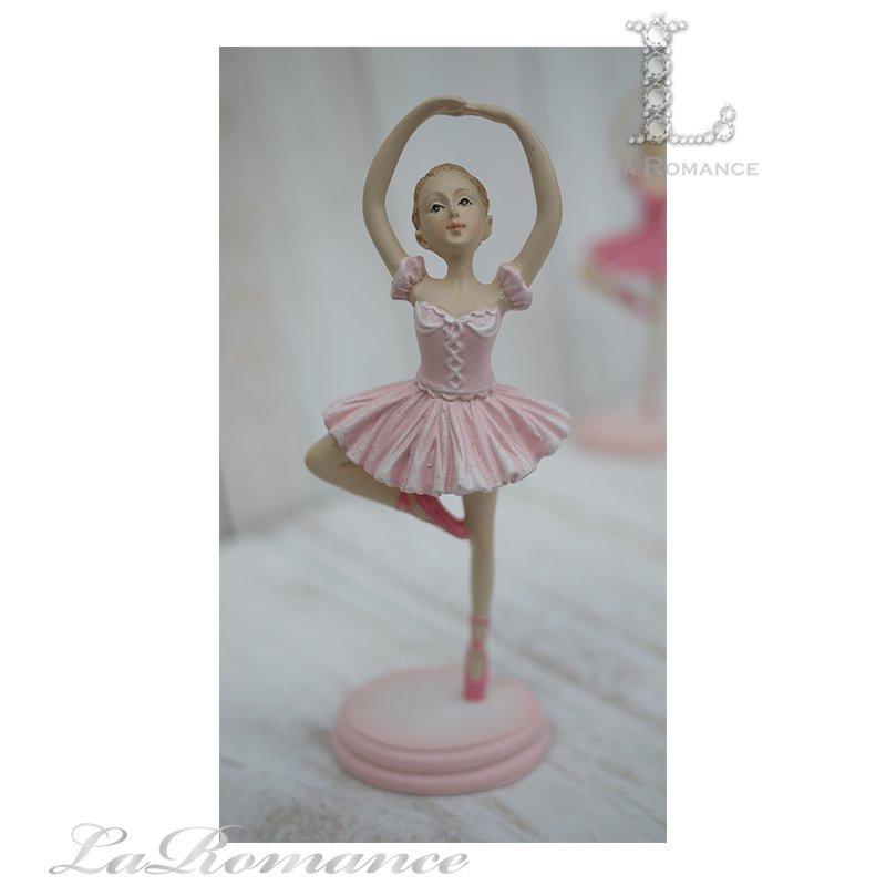 【義大利 Cupido & Company 特惠系列】 粉色芭蕾舞女擺飾 (手畫圈) / 童趣人物