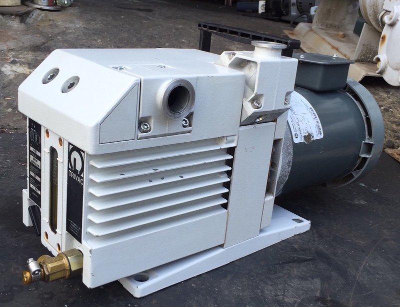 德國制LEYBOLD D16B油式真空幫浦(1HP/電壓:三相220V)/真空機-冷凍乾燥機、手套箱、真空脫泡機