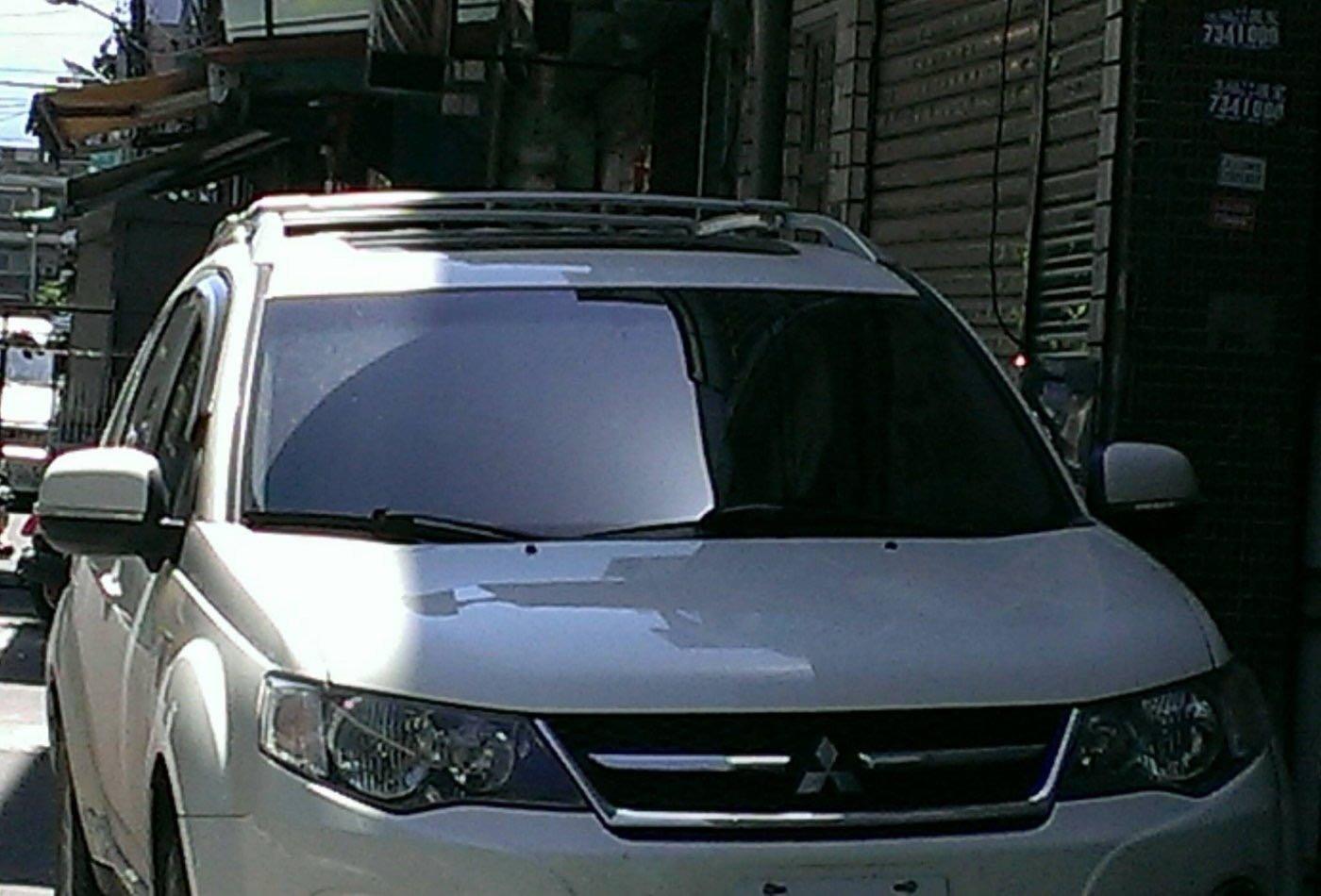 ㊣TIN汽車配件㊣三菱07~14 Outlander專用橫桿行李架 橫桿 自行車架 旅行架車頂架,(原廠車頂搭配直桿)