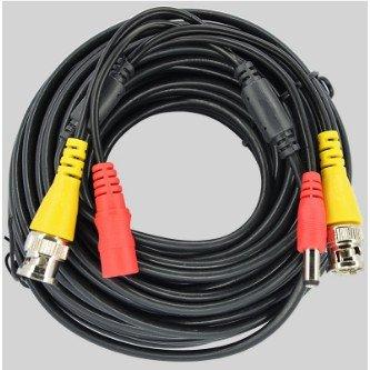 [小燦的店] 20米監控線 線 懶人線BNC DC視頻電源監控二合一線