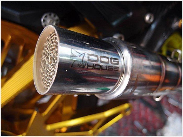 惡搞手工廠 排氣管 環保 觸媒 蠍子 T-MAX 530 惡魔 ARROW 消音塞 50.8MM 52MM