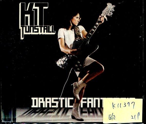 *真音樂* KT TUNSTALL / DRASTIC FANTASTIC 歐版 二手 K11377 (下標賣1)