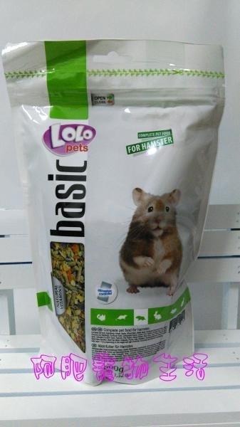 【阿肥寵物 】波蘭LOLO-營養滿分寵物鼠主食600公克