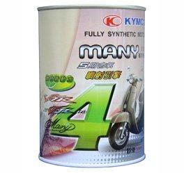 【明星網路商城】原廠正品 KYMCO MANY 專用機油  0.8L VJR、MANY專用