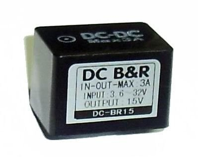 DC-DC 直流電壓轉換 輸入可高可低 穩壓模組 5V 9V 12V 15V.. Max 3A