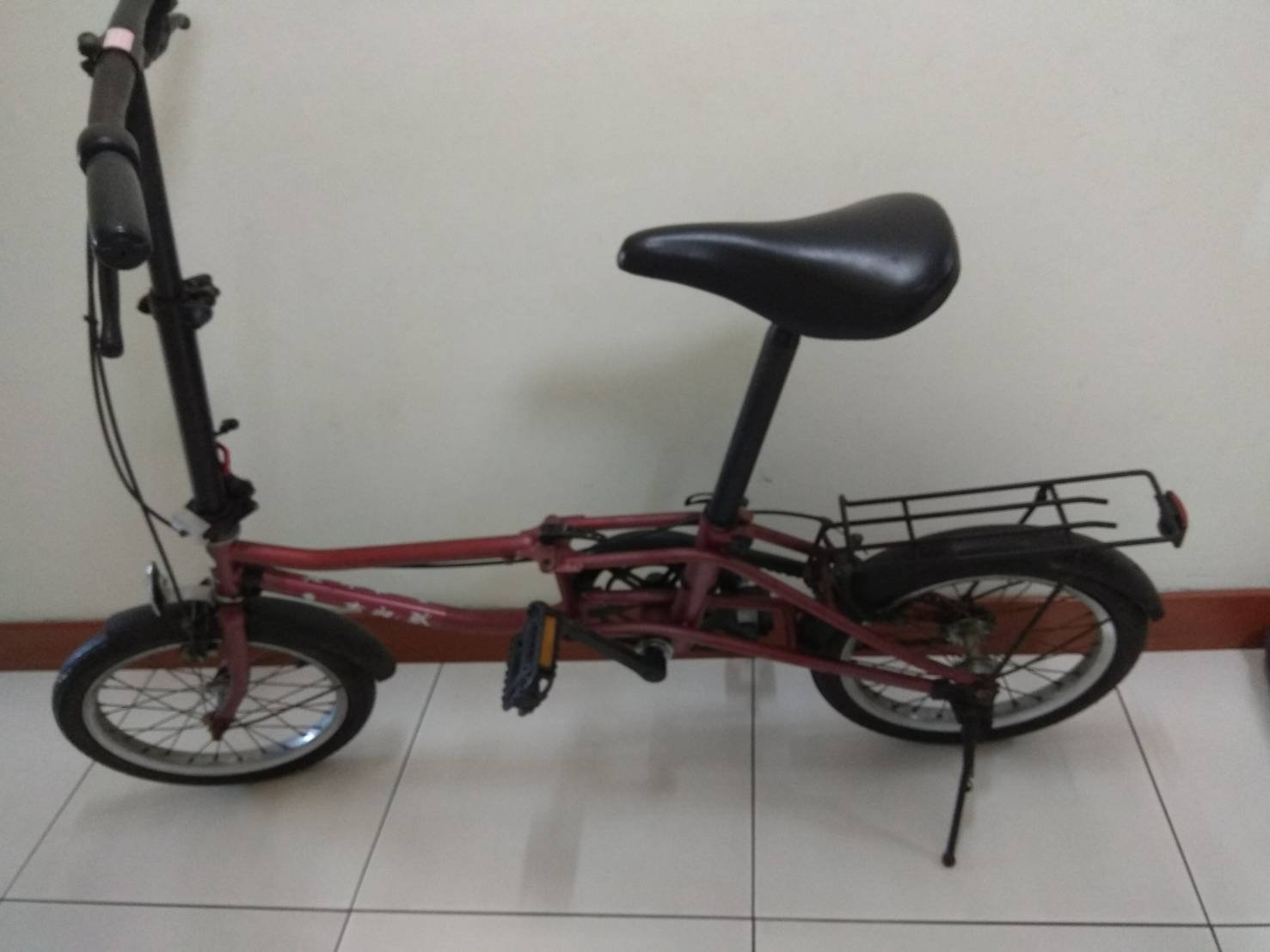 布朗登NEOBIKE16吋腳踏車/摺疊腳踏車/小折(DAHON 老貂/brompton/捷安特/美利達)
