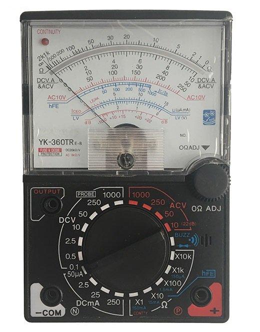 指針萬用錶 指針電錶 通斷蜂鳴 用錶 師傅級