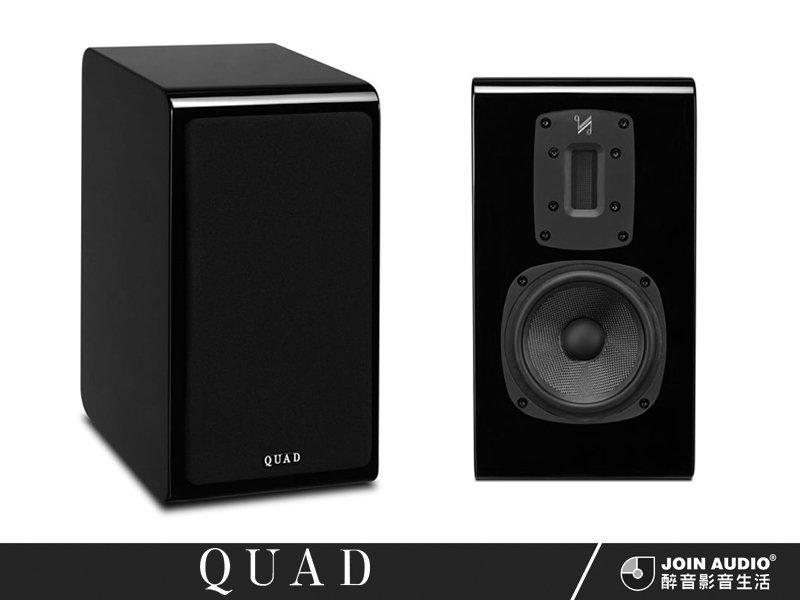 【醉音影音生活】英國 Quad S-2 (鋼烤版) 書架型喇叭.2單體2音路.公司貨