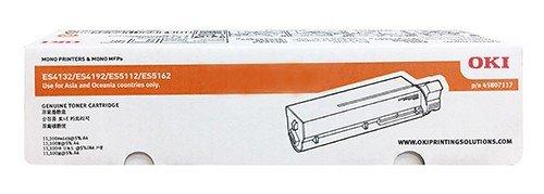 OKI 全新原廠高量碳粉匣 45807117 適用ES4132 ES4192 ES5112 ES5162