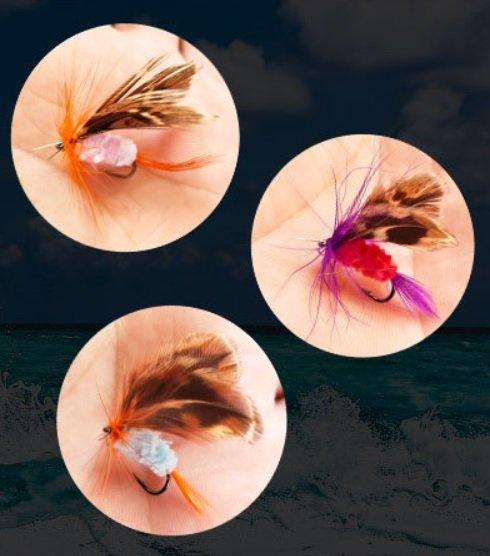 仿生昆蟲鈎 仿生蝶鈎