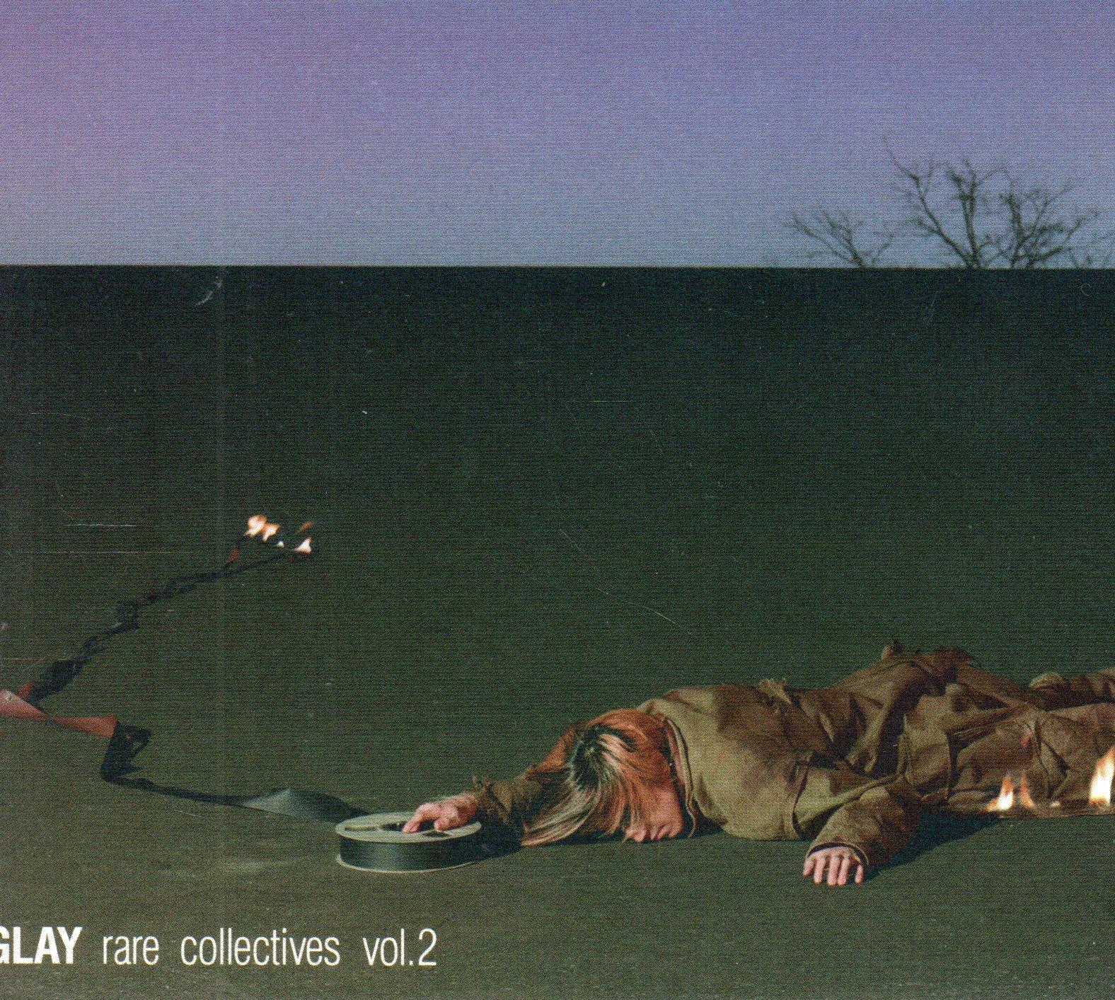 GLAY 獨二精選 rare collectives Vol.2 2CD 附外紙盒 再生工場02