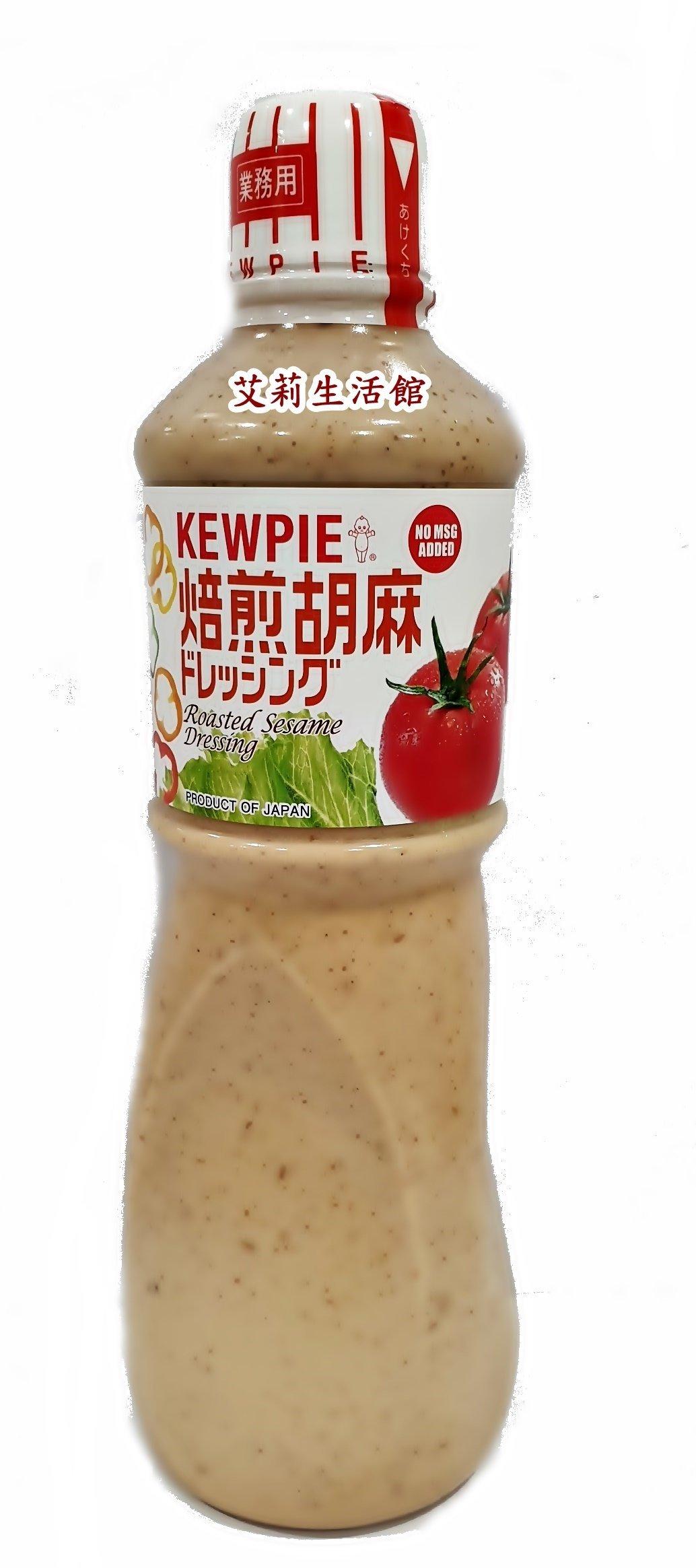 【艾莉生活館】COSTCO 日本進口 KEWPIE胡麻醬/芝麻醬1000毫升《㊣附發票》