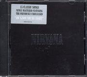 Nirvana 超脫樂團 -- Nirvana: 15 Classic Songs 新歌+最後精選