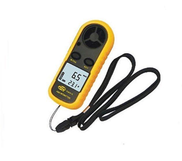 【附發票】GM816 掌上型 風速計 風速儀 溫度計 風力發電 氣象觀測儀器 附電池 【MICAB8】