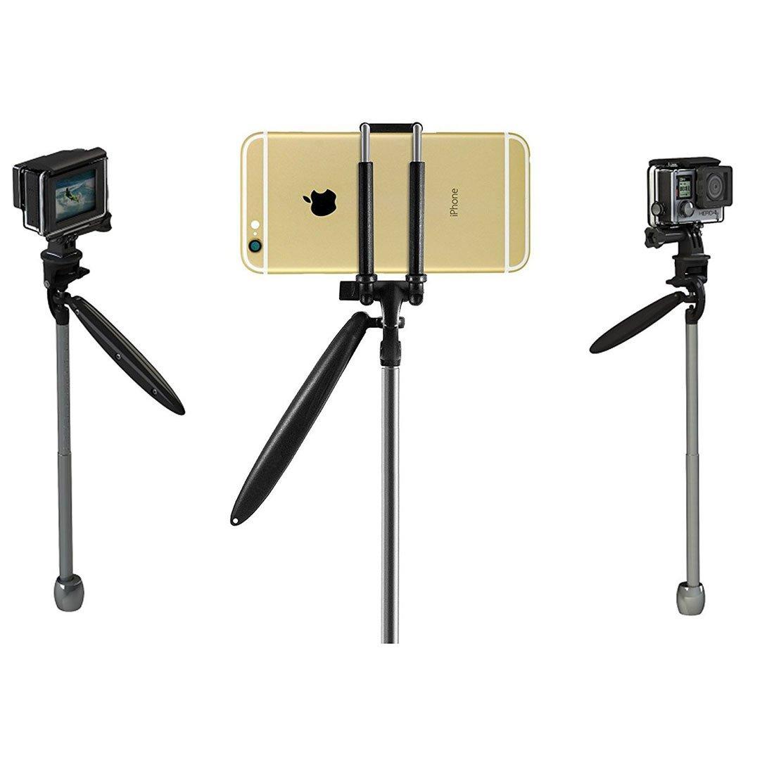 ~向上3C~ 手機 杆 視頻拍攝防抖穩定器 手持雲台迷你便攜微型穩定器支架 Gopro