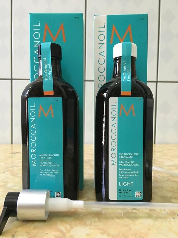 優油專賣滿額免運 原裝正品附發票Moroccanoil摩洛哥優油 200ml [清爽型] [一般型] 限時促銷請勿錯過
