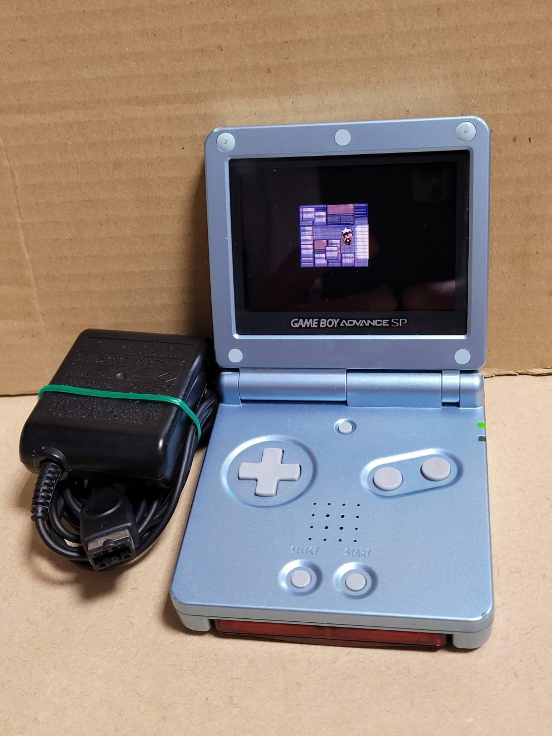 :: NiKo HoUsE ::【Game Boy】Advance SP AGS-101 SP 增亮版遊戲主機