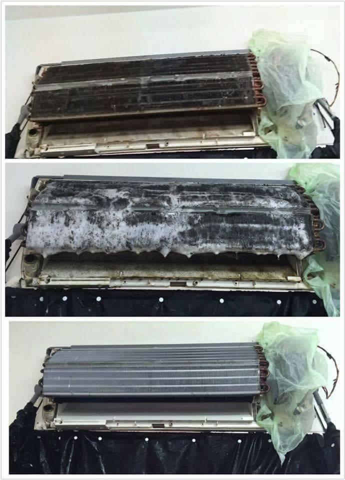 家用壁掛分離式冷氣 保養 1500 1500 1500 清洗(含內外機) 安裝 移機 灌冷媒 窗型冷氣 配合裝潢施工