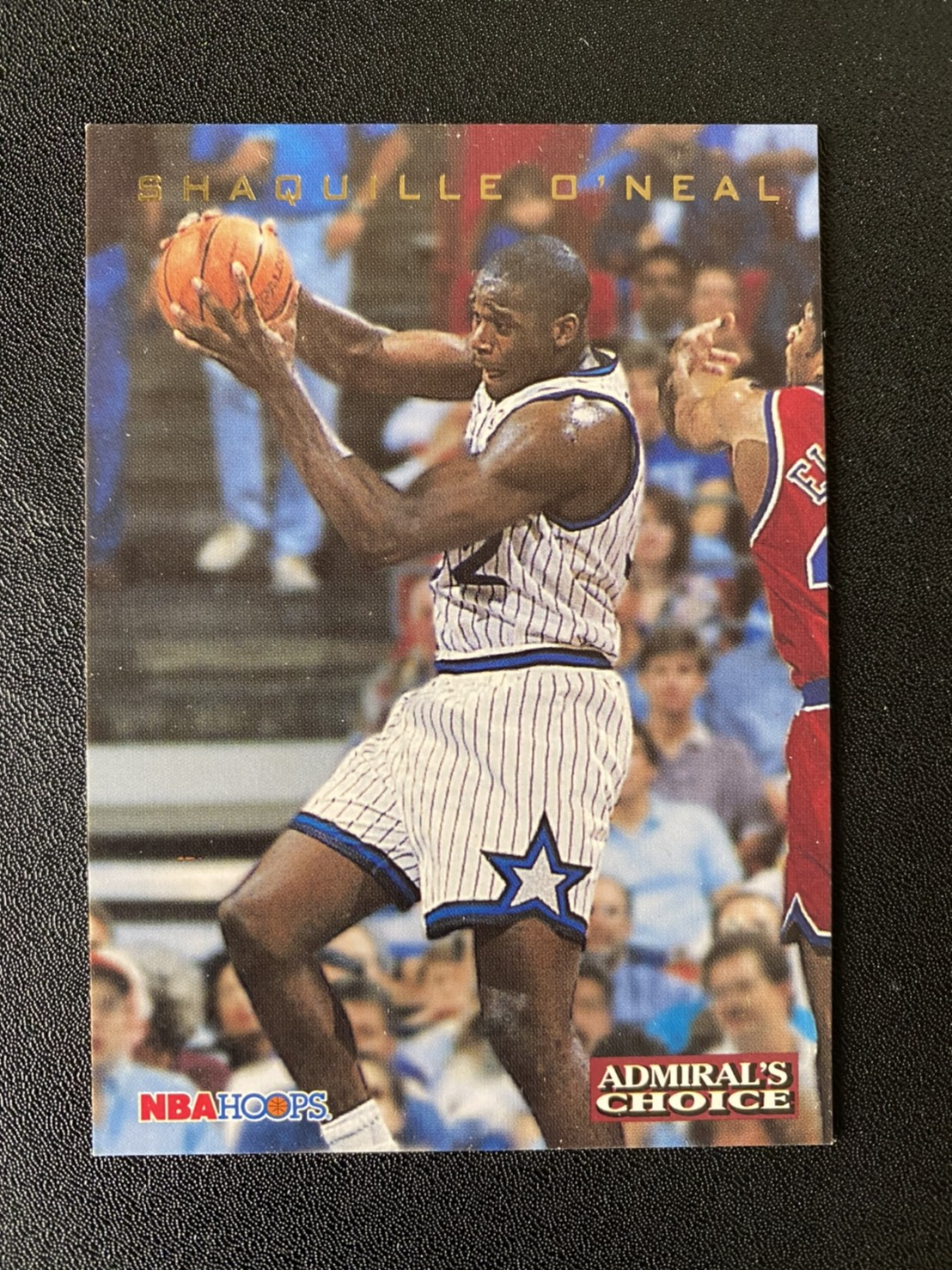 Shaquille ONeal 1993-94 Hoops Admirals Choice #AC4