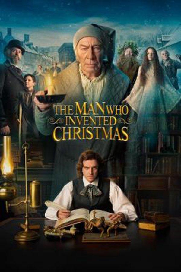【藍光電影】聖誕發明家/發明聖誕節的人 THE MAN WHO INVENTED CHRISTMAS (2017)
