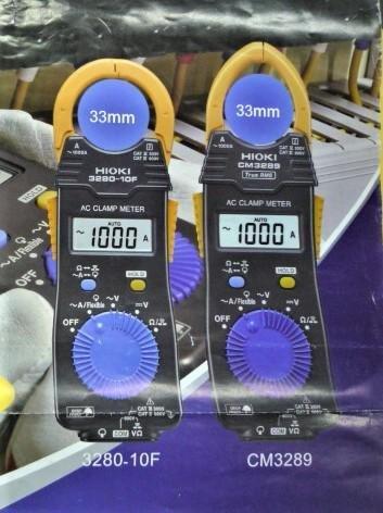 ~金光興修繕屋~日本製HIOKI CM3289 AC電流鉤錶1000A(True RMS)真有效值勾表 10F 20F