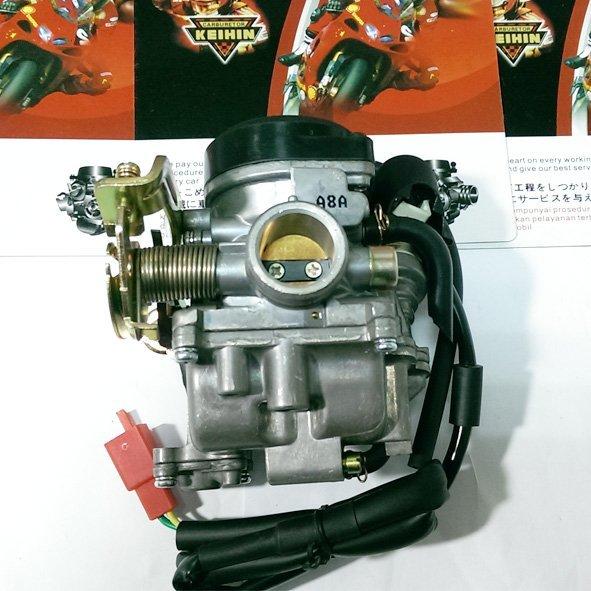 直銷價~CVK20 MIO100 RX110  風100 R1 R1Z 極速高手100 全新化油器 後拉式