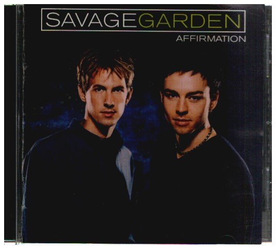 新尚唱片/ SAVAGE GARDEN AFFIRMATION 二手品-872