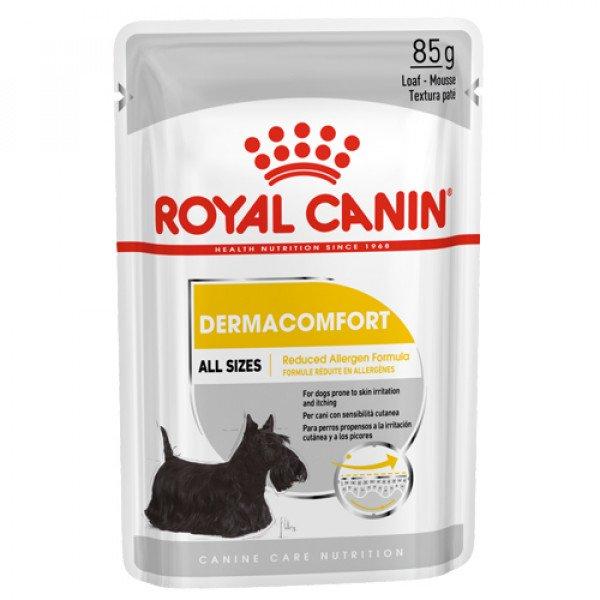 【寵物王國】法國皇家-CCNW皮膚保健成犬濕糧DMW-85g