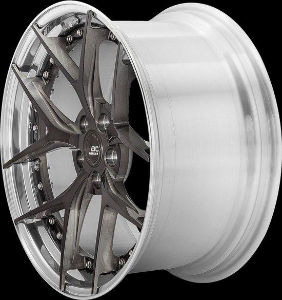 BC FORGED 鍛造鋁圈  HCS-Series HCS21S  2-PIECE雙片式鋁圈 18~22吋