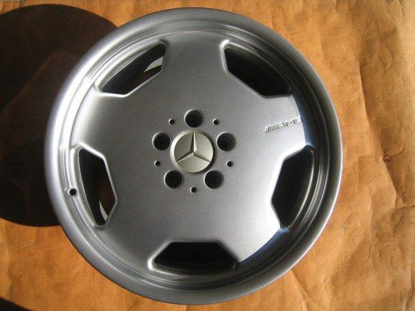 【益和輪胎】5孔112 Mercedes-Benz W202 C36 AMG 原廠17吋鋁圈W124 W210 W202