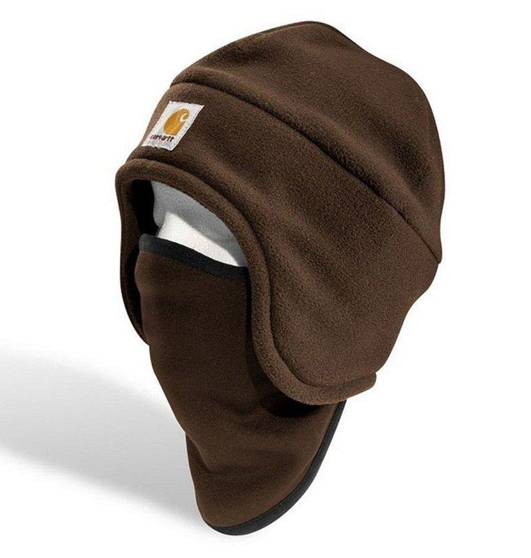 【Sunny Buy】◎預購◎CARHARTT A202 褐色 防寒帽+面罩Fleece 2-In-1 Headwear