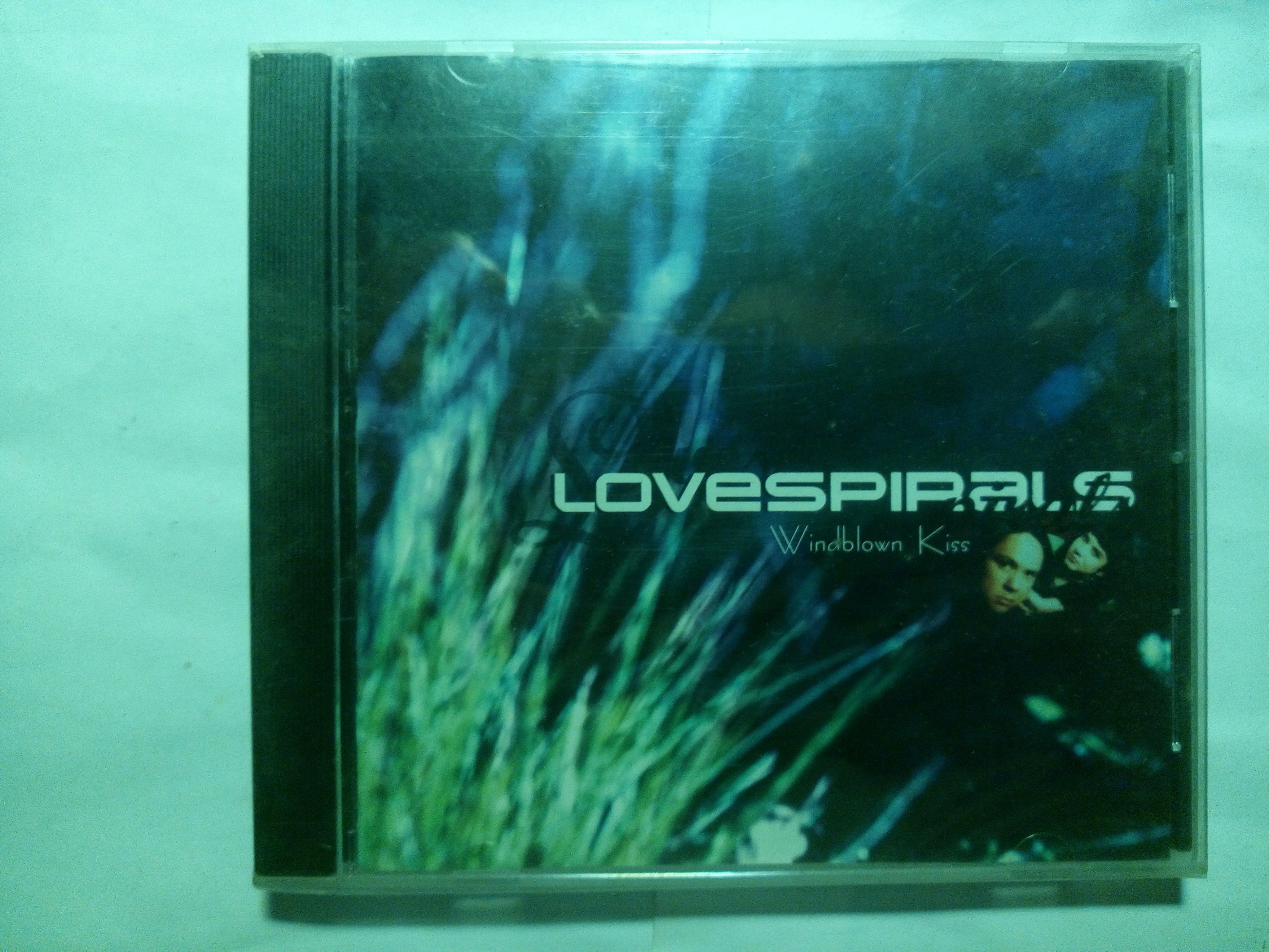 縮寫LSD的Love Spirals Downwards二代團Lovespirals Windblown Kiss CD