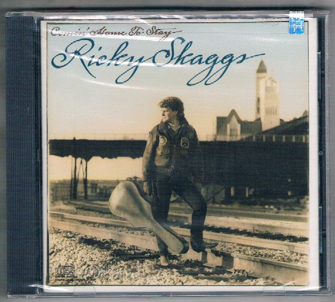[鑫隆音]西洋CD-瑞奇史卡格斯 Ricky Skaggs : COMIN HOME TO STAY {EK40623}