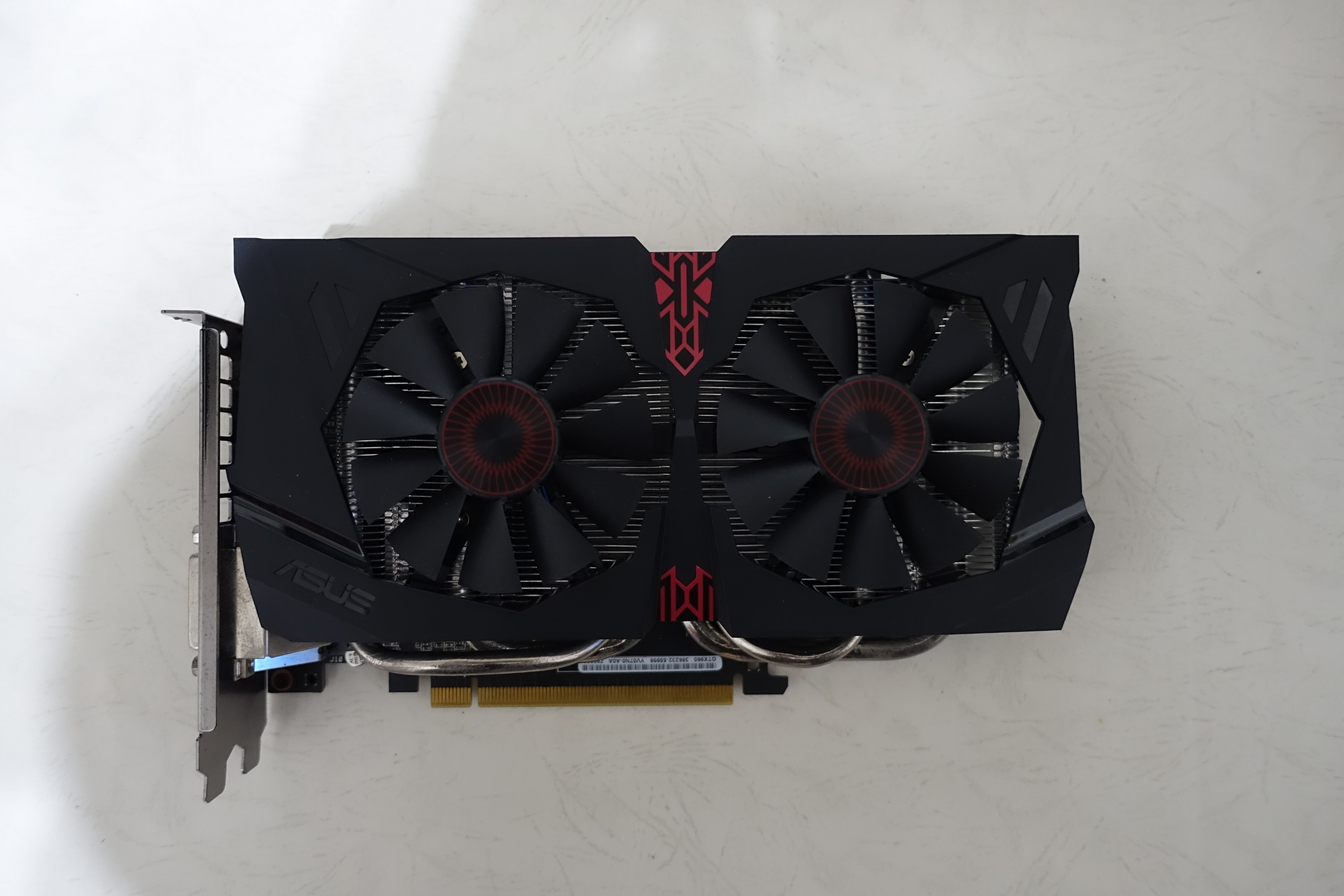 華碩 STRIX GTX960 DC2OC 2GD5 SP GTX 960 2GB GDDR5 潛龍版 HDMI 顯示卡