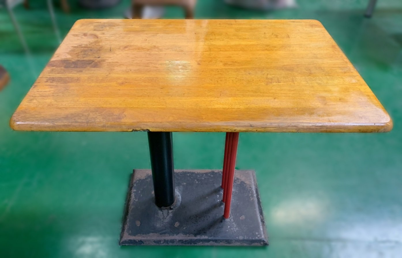 宏品二手家具 全新中古傢俱家電 E121006*營業用餐桌 休閒桌*二手桌椅 辦公桌 電腦桌書桌 台北桃園台中彰化