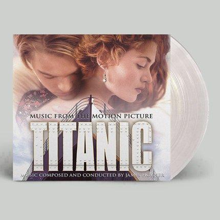 優品音像 電影原聲LP黑膠唱片留聲機12寸碟片 泰坦尼克號 鐵達尼號 Titanic