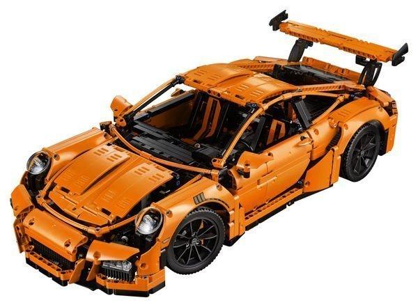(全新未拆)特價26000元 樂高 LEGO 42056 保時捷 Porsche 911(請先問與答)
