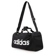 尼莫體育 Adidas Linear Core Duffel XS 手提 側背包 健身袋 行李袋 黑DT4818