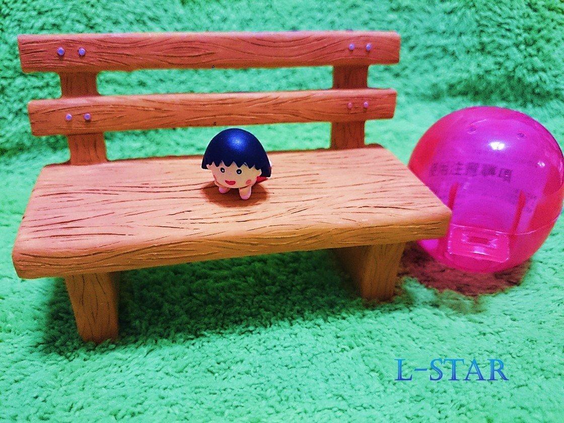 單售 櫻桃小丸子桌上小物扭蛋 小丸子