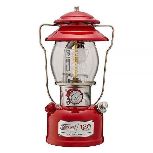 JP8現貨 Coleman 120周年記念 2021 限量款 紀念汽化燈 營燈 油燈 紅 歡迎自取