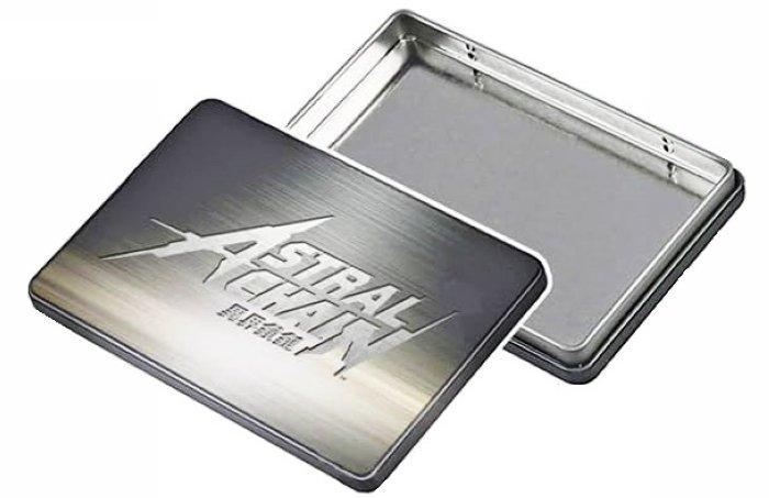 [裘比屋]特-異界鎖鏈 ASTRAL CHAIN 特典 鐵盒 (約:1*6.2*9.8cm) 072