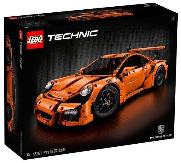 LEGO 樂高 42056 【樂高熊】 科技系列 Porsche 911 GT3 RS 保時捷 全新未拆 保證正版