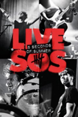 拼圖海報專賣店-LP1892(海報: 5 SECONDS OF SUMMER Live SOS (Bravado))