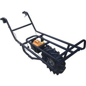 全新U-MO電動搬運車/田間搬運機(單輪式)(無煙/無震動/無噪音/免保養)(適合菜園/農地/果園/溫室)---免運費