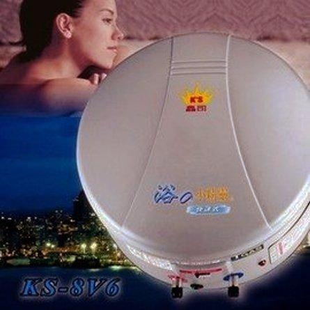【 大尾鱸鰻 GO】鑫司牌 KS-8V6 電能熱水器 儲存式小精靈 型 8加侖