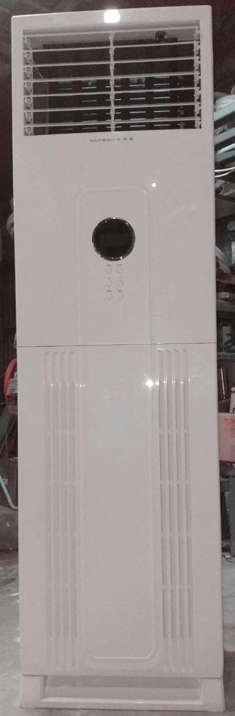 明志二手冷氣【SAPORO莎普羅定頻22-25坪用直立式分離式冷氣】SAP-L176D/6.0噸/免運費/安裝費另計
