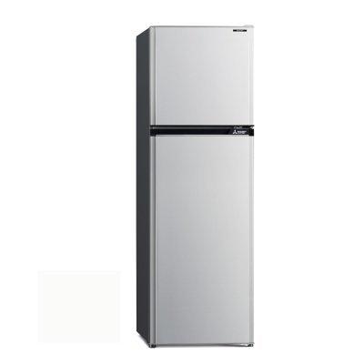 ☎來電享便宜【Mitsubishi 三菱】273L雙門變頻冰箱MR-FV27EJ-SL-C另售MR-BC46Z-W-C