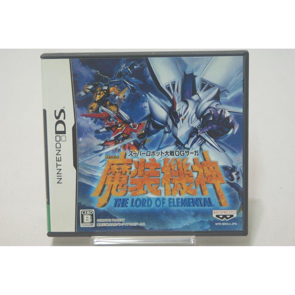 [耀西]二手 純日版 任天堂 DS NDS 超級機器人大戰 OG 傳奇 魔裝機神