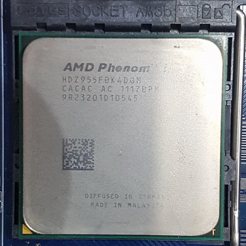 AMD 四核心 3.2G 處理器+技嘉GA-880GM-D2H主機板+8GB記憶體、附擋板與風扇【自取優惠價1999】