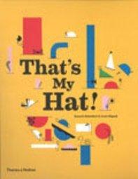 *小貝比的家*THATS MY HAT/立體書